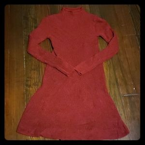 American Eagle size small sweater dress